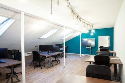 Der Coworking Hub Luzern im Überblick