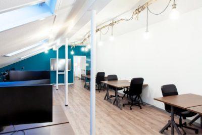 Coworking Hub in der Übersicht
